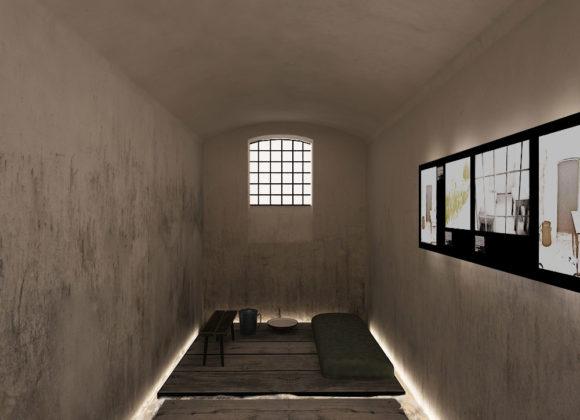 Rekonstrukcija zaporniške celice