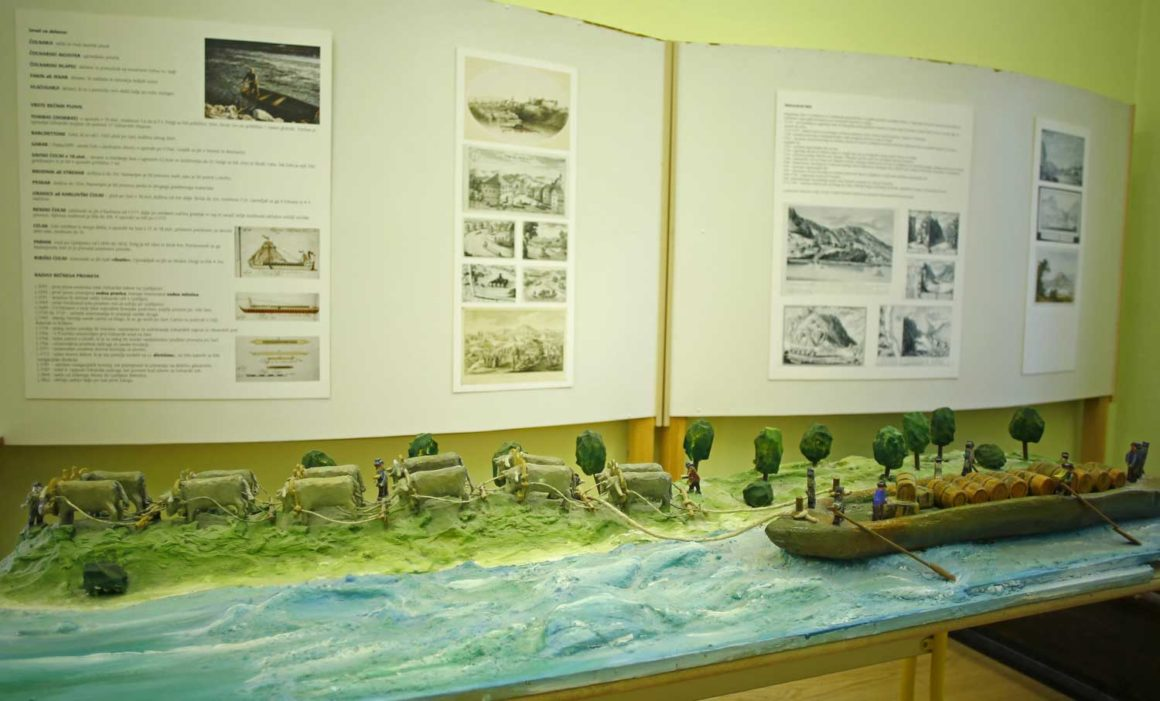 Zgodovina plovbe po reki Savi